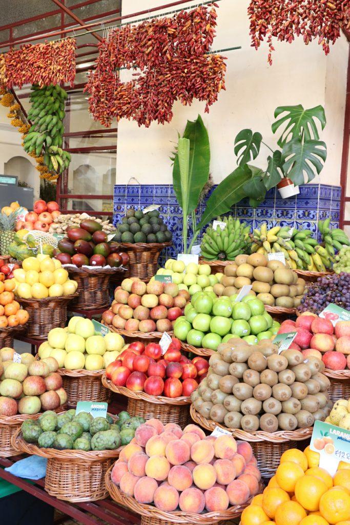 TMT_Travel_Guide_Madeira_Ausflug_Funchal_Markthalle_2