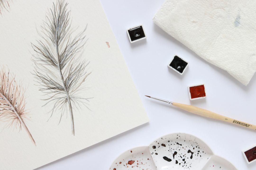 Watercolor Workshop München 2