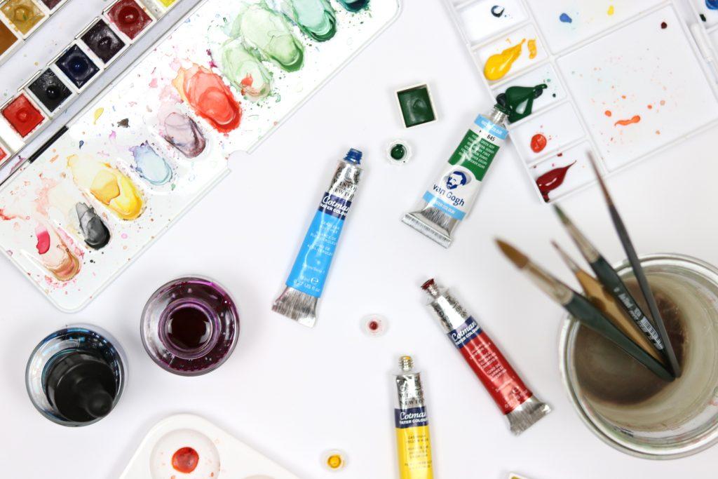 Watercolor Workshop München 1